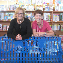 "Jen Ruiter and Debbie Bonk (JES), ""Buddy Bench"""